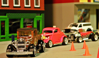 Visit the Classic Design Concepts Model Car Shop